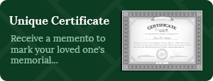 Eternally Irish Certificate