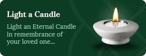 Light an Eternally Irish Candle